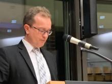 Fraktionsvorsitzender Darius Pilarski
